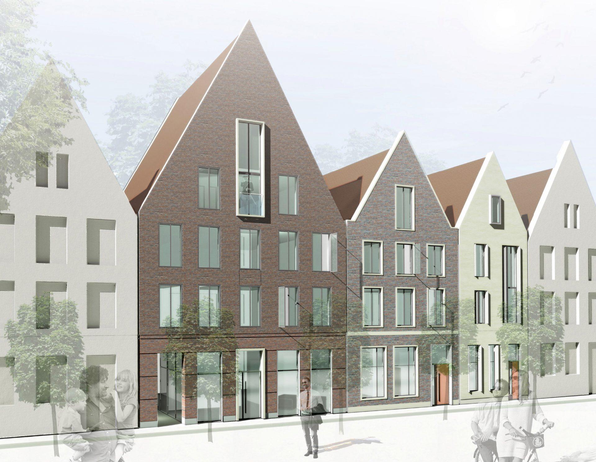 Gr ndungsviertel hansestadt l beck neuaufbau - Architekten lubeck ...
